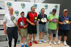 Men's Doubles 3.0, 60+Marty Hoffman/Jim Deckman - Bronze